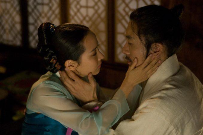 """Jo Yeo Jung i Kim Joo Hyuk w """"The Servant"""" (2010)"""