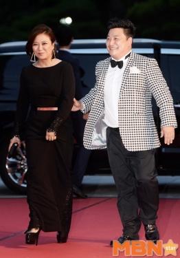 Kim Sook & Yoon Jung Soo