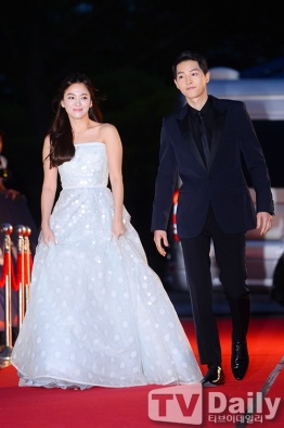 Song Hye Kyo & Song Joong Ki