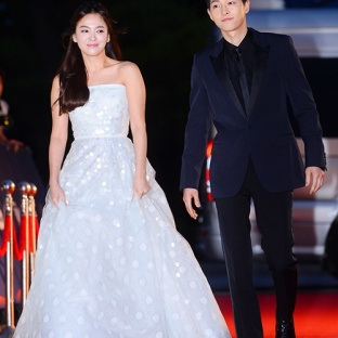 Song Hye Kyo & Song Joong Ki