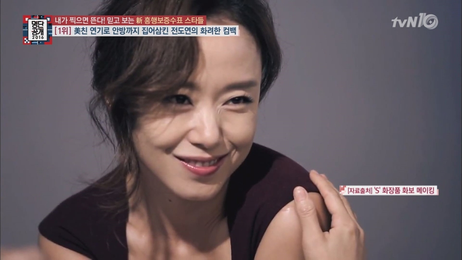 1. Jeon Do Yeon