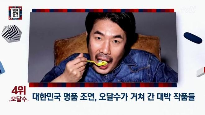 4. Oh Dal Soo
