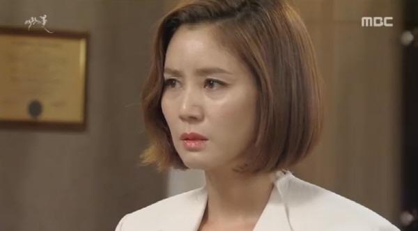 "Kim Sung Ryung w ""The Queen's Flower"" (MBC)"