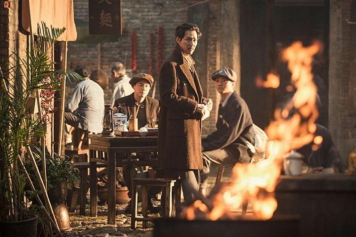 "Lee Jung Jae jako niespodziewany czarny charakter filmu ""Assassination"""
