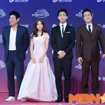 ekipa Answer 1994 - Sung Dong Il, Dohee, Baro i Kim Sung Kyun