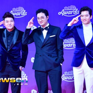 ekipa Problematic Men - Jeon Hyun Moo, Lee Jang Won i Ha Seok Jin