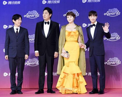ekipa Signal - Kim Won Hae, Jo Jin Woong, Kim Hye Soo i Lee Je Hun