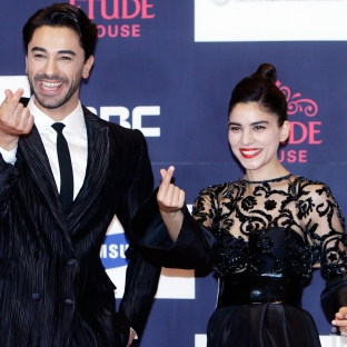 """Gökhan Alkan & Zeynep Çamcı (z tureckiego remake'u """"She Was Pretty"""")"""