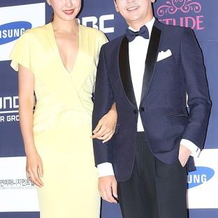 Honey Lee & Shin Dong Yeob