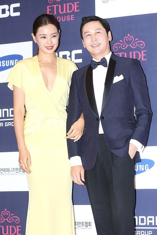Honey Lee & Shin Dong Yeob