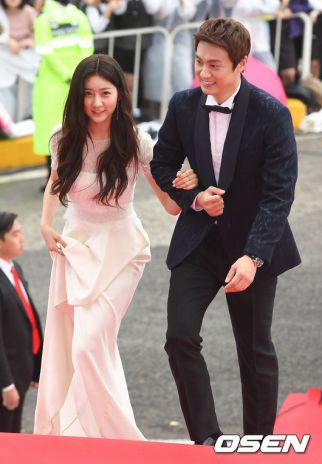 Kim Sae Ron & Oh Sang Jin
