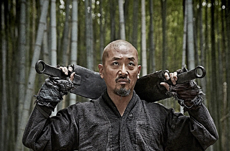 "Ha Jung Woo w ""Kundo: Age of Rampant"""