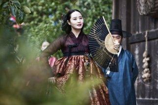 "Kim Hye Soo w ""The Face Reader"""