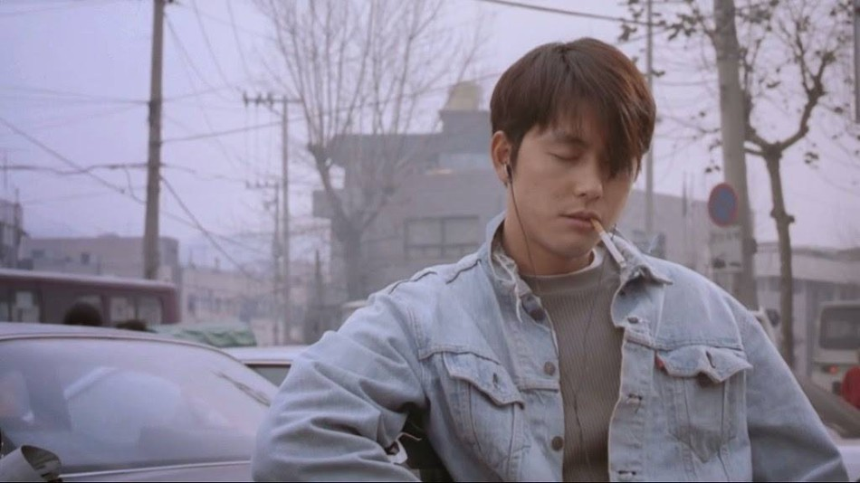 "Jung Woo Sung w ""Beat"""