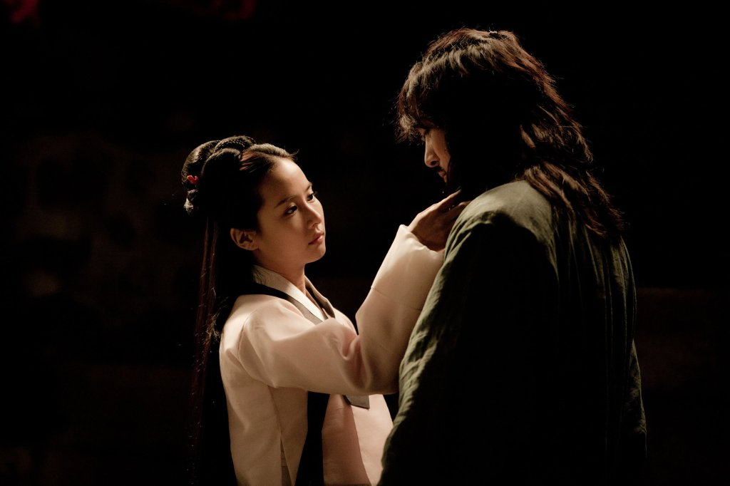 """Jo Yeo Jung w """"An Emperor's Concubine"""""""