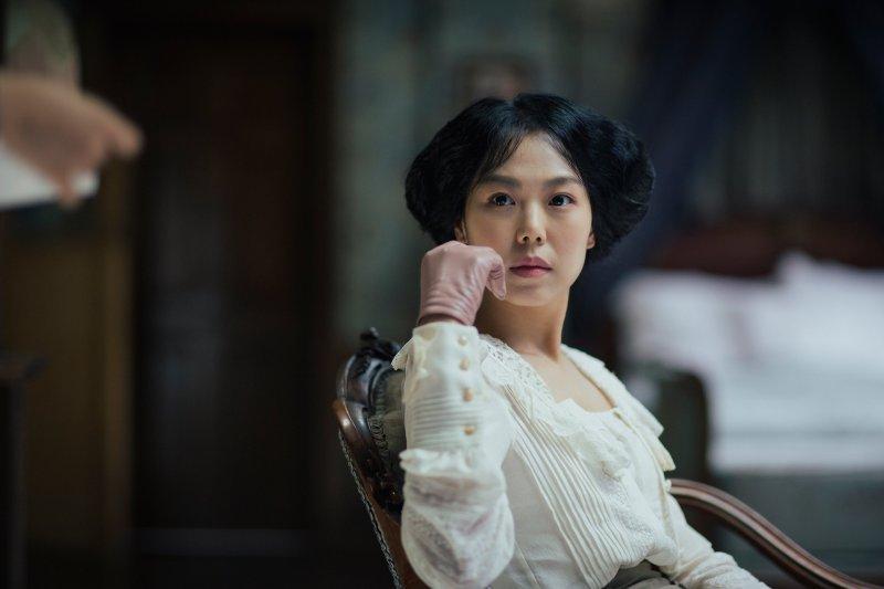 "Kim Min Hee w ""The Handmaiden"""
