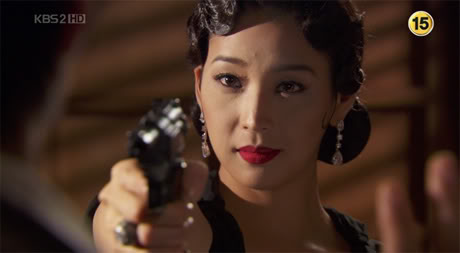 "Han Go Eun w ""Capital Scandal"""