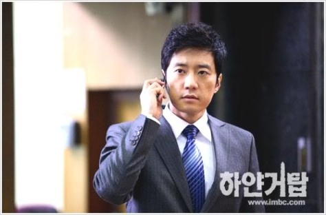 "Kim Myung Min w ""White Tower"""