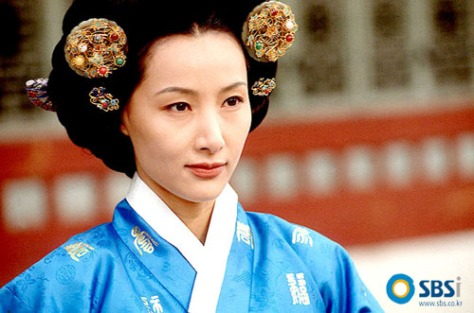 "Do Ji Won w ""Ladies of the Palace"""