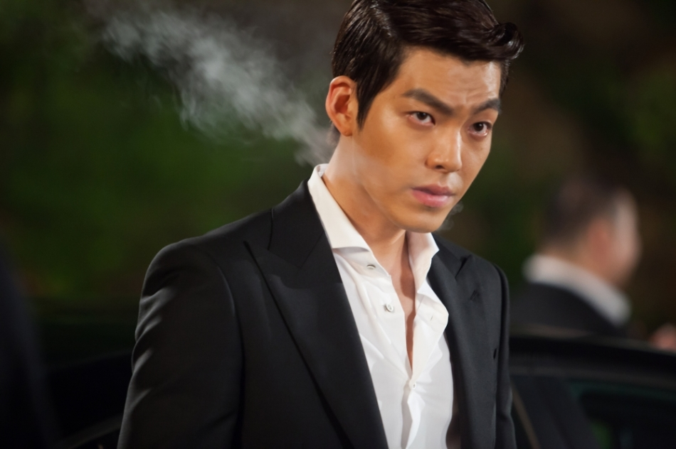 "Kim Woo Bin w ""Friend, the Great Legacy"""