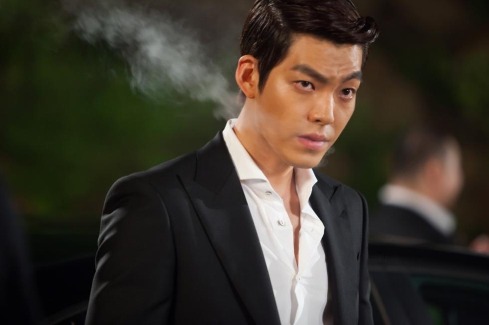 "Kim Woo Bin w ""Friend, the Great Legacy"""