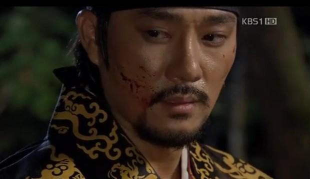 "Lee Tae Gon w ""King Gwanggaeto the Great"""