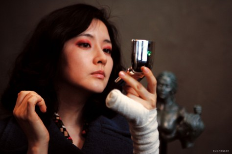 "Lee Young Ae w ""Lady Vengeance"""