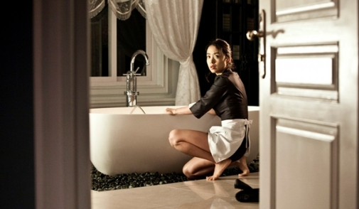 "Jeon Do Yeon w ""The Housemaid"""