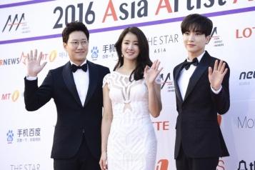 Jo Woo Jong, Lee Shi Young & Leeteuk