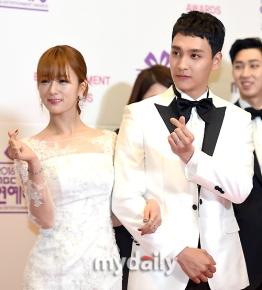 Bomi i Choi Tae Jun
