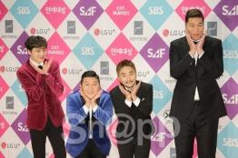 ekipa Flower Crew - Kang Seung Yoon, Jo Se Ho, Yoo Byung Jae i Seo Jang Hun