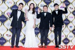 ekipa Happy Together - Jeon Hyun Moo, Uhm Hyun Kyung, Jo Se Ho, Yoo Jae Seok