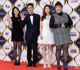 gagmeni Heo Min, Song Jun Geun, Park So Young i Kim Min Kyung