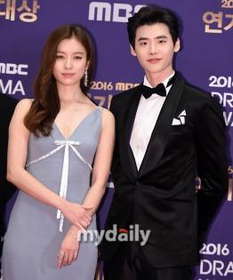 Han Hyo Joo i Lee Jong Seok