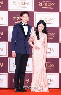 Hyun Woo i Lee Se Young