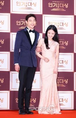 Hyun Woo i Lee Se Young