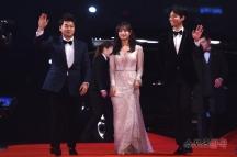 Jeon Hyun Moo, Kim Ji Won i Park Bo Geom