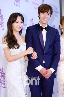 Jung Hye Sung i Gong Myung