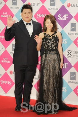 Kim Jun Hyun i Kim Ji Min