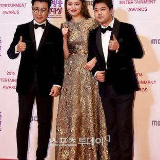 Kim Sung Joo, Lee Sung Kyung i Jeon Hyun Moo