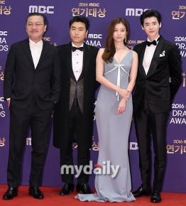 Kim Ui Sung, Lee Shi Eon, Han Hyo Joo i Lee Jong Seok