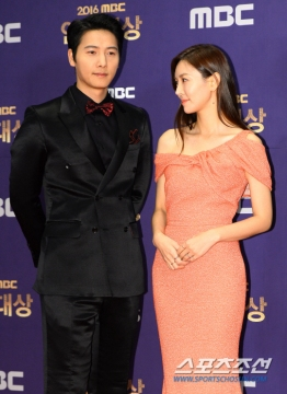 Lee Sang Woo i Kim So Yeon