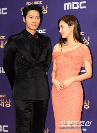 Lee Sang Woo i Kim So Yeon