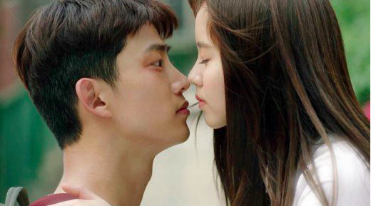 "Taecyeon i Kim So Hyun w ""Let's Fight, Ghost!"""