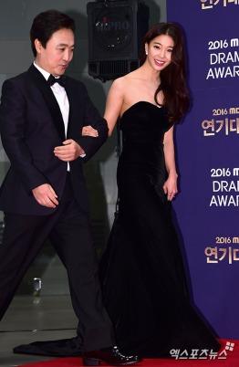 Uhm Hyo Seob i Lim Se Mi