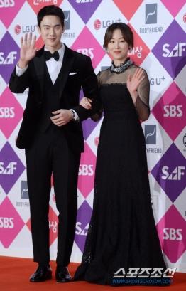 Yoo Yeon Seok i Seo Hyun Jin