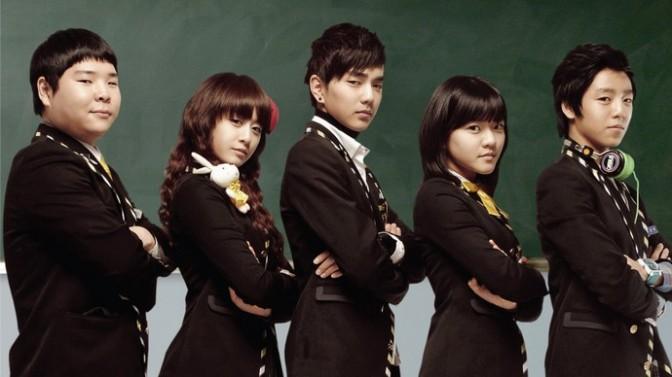 100 koreańskich dram, które warto znać. Część IV: szkolne