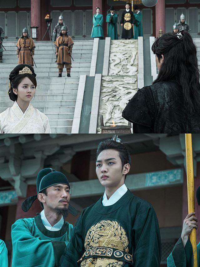 """Kim So Hyun i Kim Min Jae w """"Goblin"""""""