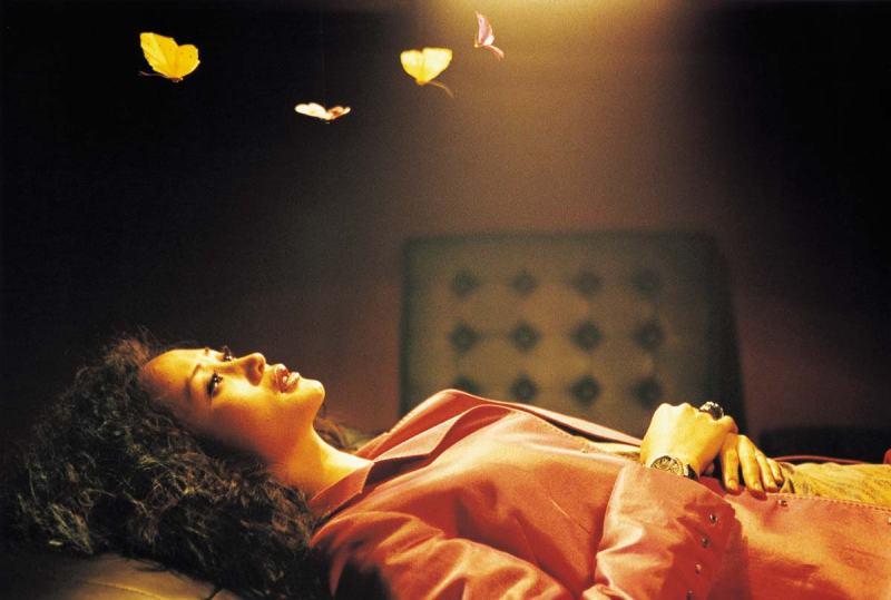 """Kim Hye Soo w """"Hypnotized"""" (2004)"""