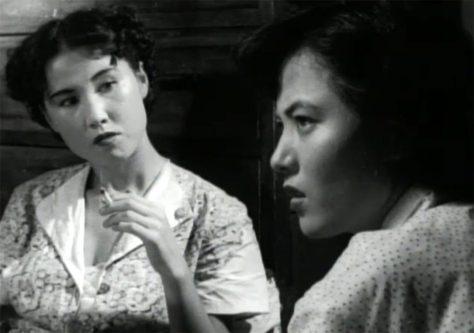 """""""The Widow"""" (1956)"""